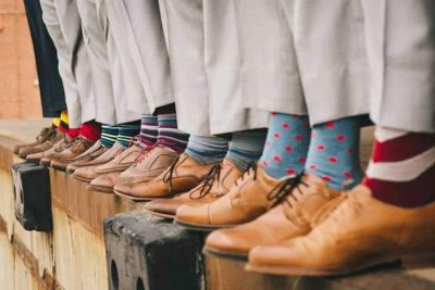 men Different types of socks