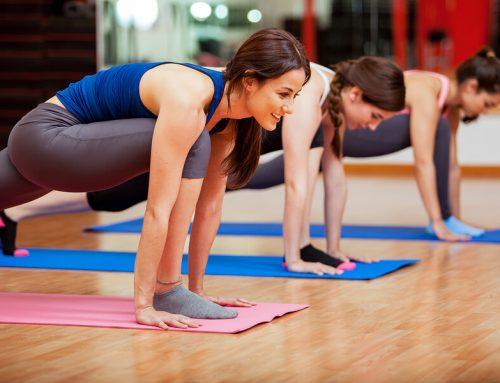 Yoga and Yoga Socks