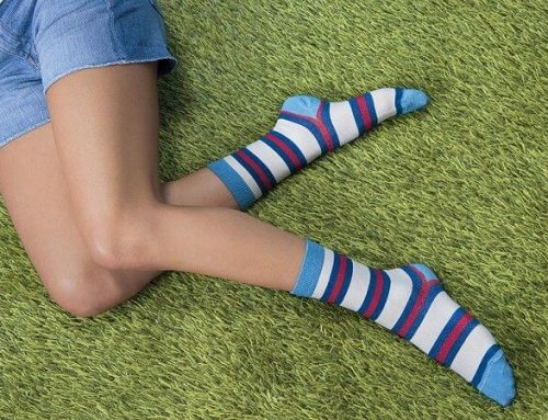 100 Percent Cotton Socks Misunderstanding