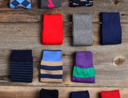 Try Different Socks and It's Time to Change Yourself