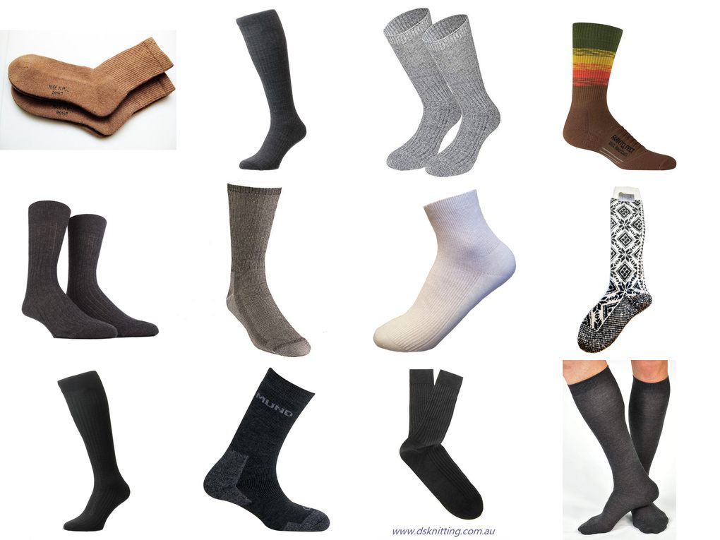 100 wool socks mens