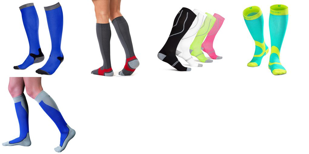 compression athletic socks