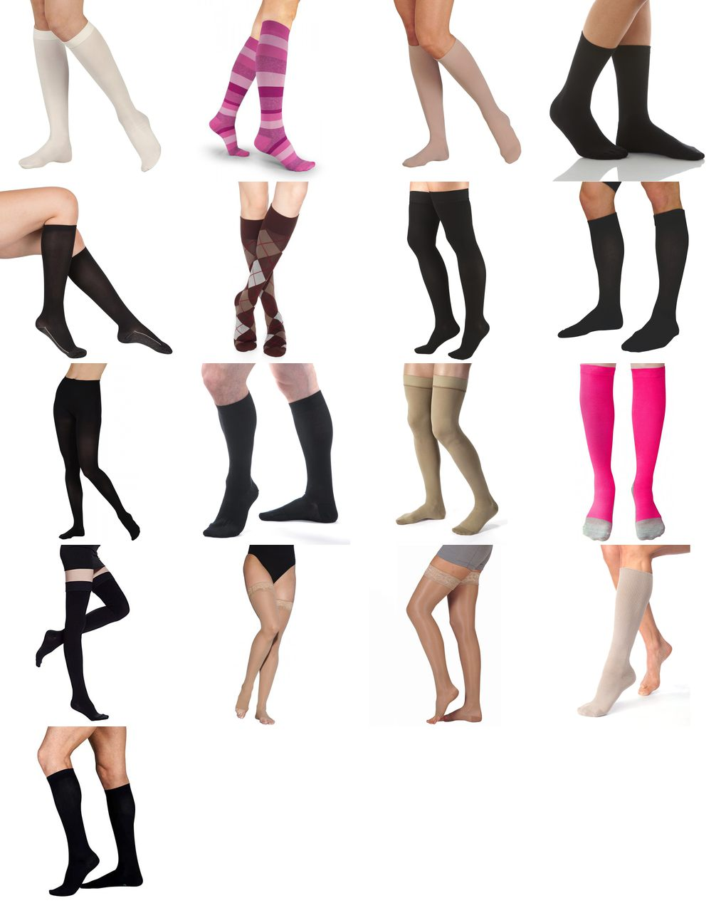 compression socks 20-30mmhg