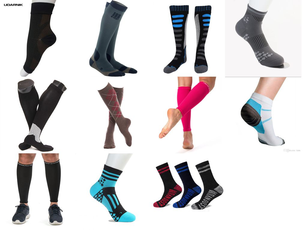 compression socks for hiking