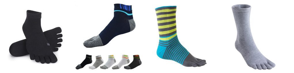 coolmax sport toe socks