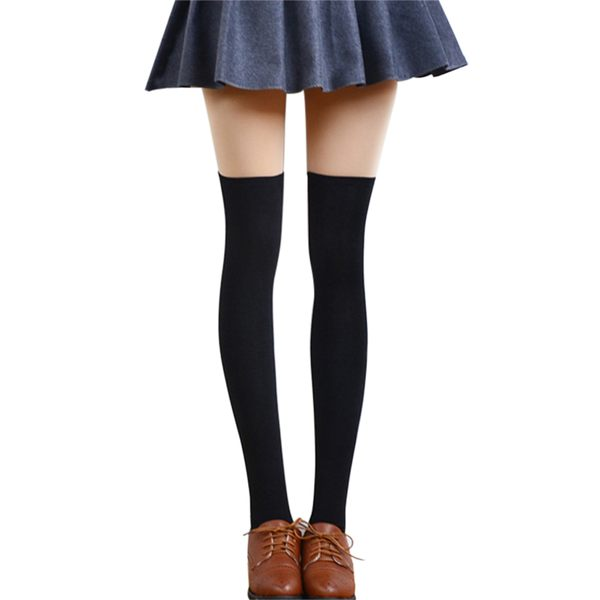 fashion knee high socks