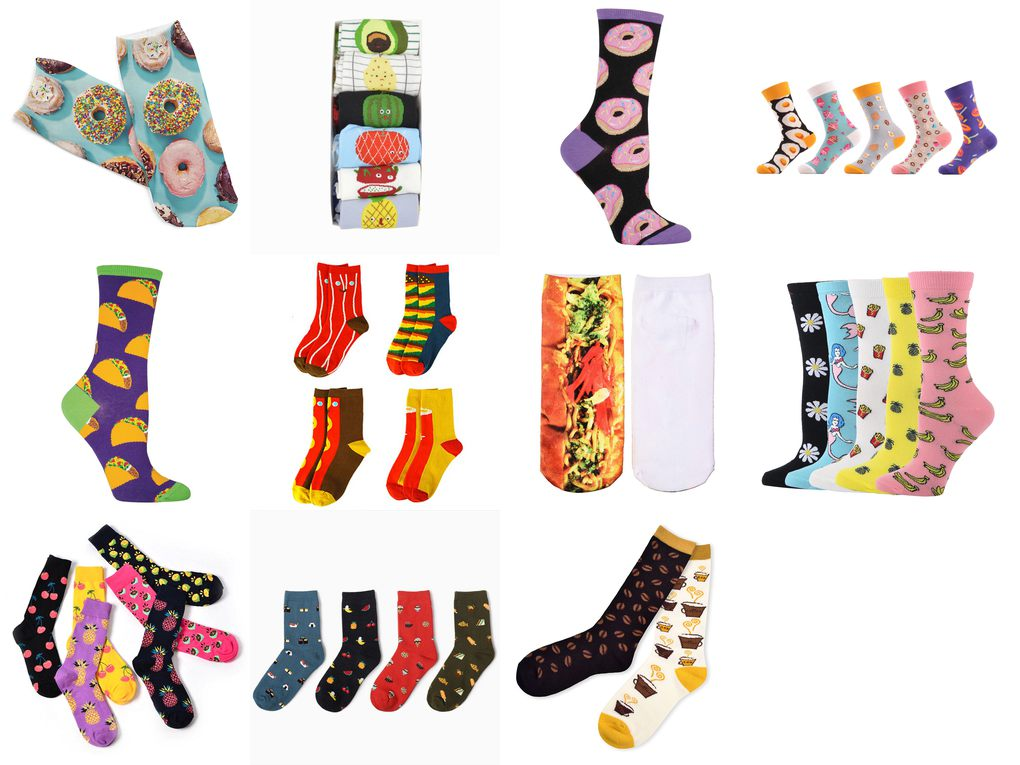 food socks women
