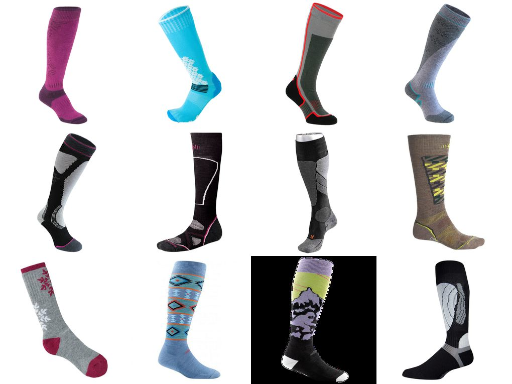 ski socks women's