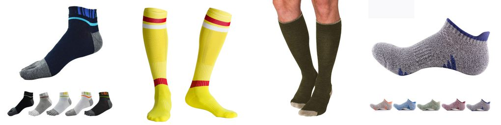 soft top sports socks