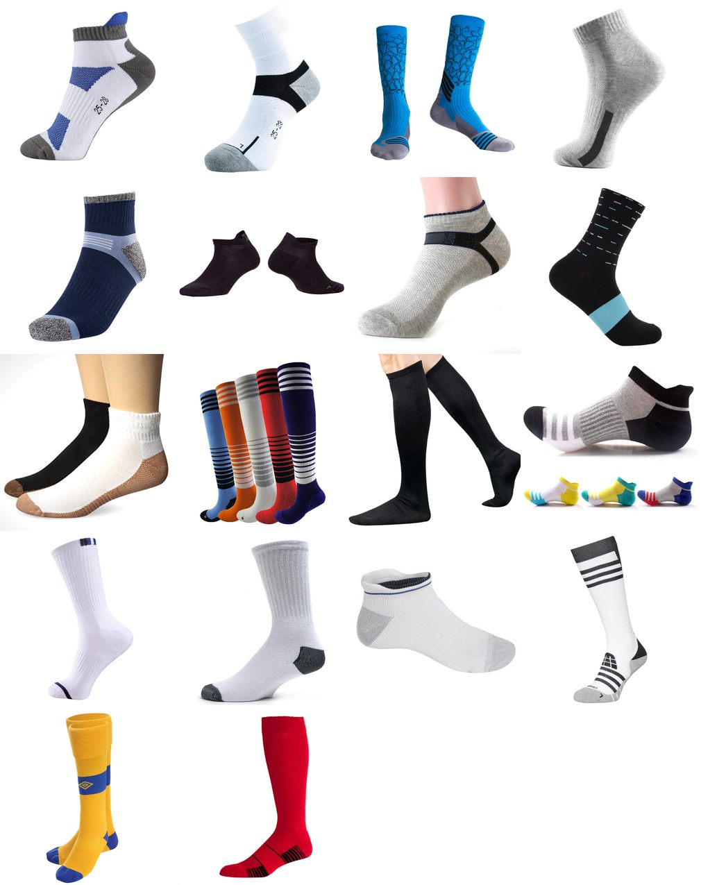 sports socks for men
