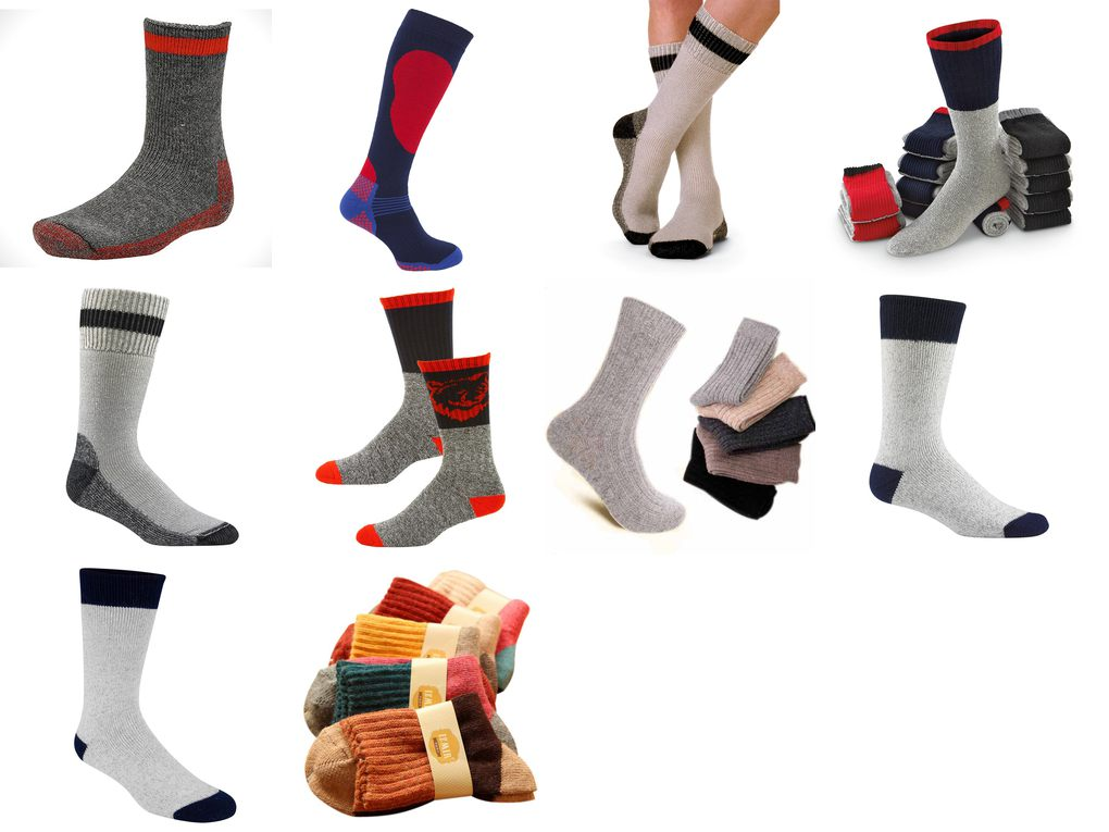 thermal socks men