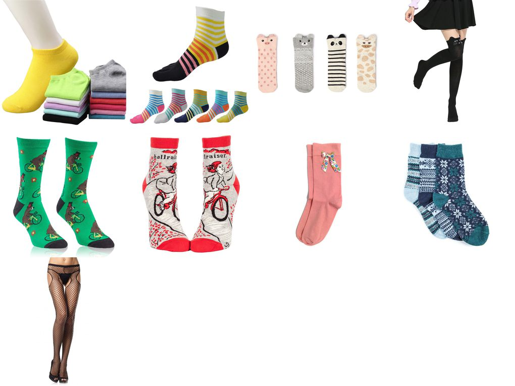 women cute socks