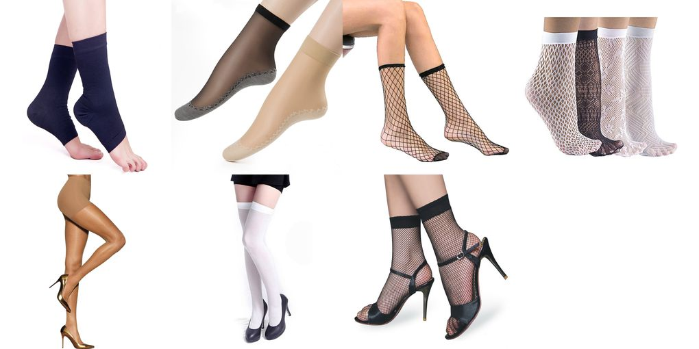 women nylon socks